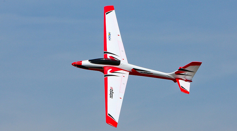 E-flite Adagio� 280 BNF Basic with AS3X� Technology - SN Hobbies