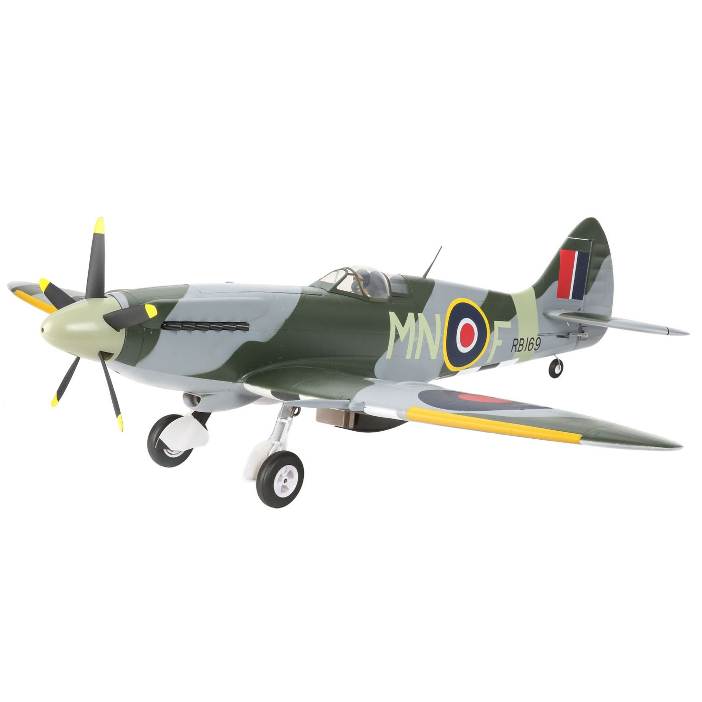 E-flite Spitfire Mk XIV 1.2m BNF Basic - <font color=&quot;red&quot;><b>PREORDER NOW</b></font> - SNHE