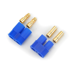 EC3 Device & Battery Connector, Male/Female - SN Hobbies