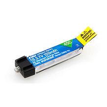 E-flite 150mAh 1S 3.7V 45C LiPo Battery - SNHE