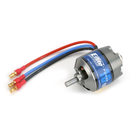 Power 10 Brushless Outrunner Motor, 1100Kv - SNHE
