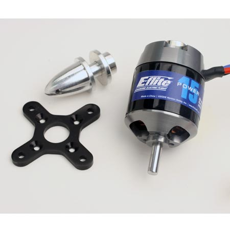 Power 15 Brushless Outrunner Motor, 950Kv - SNHE