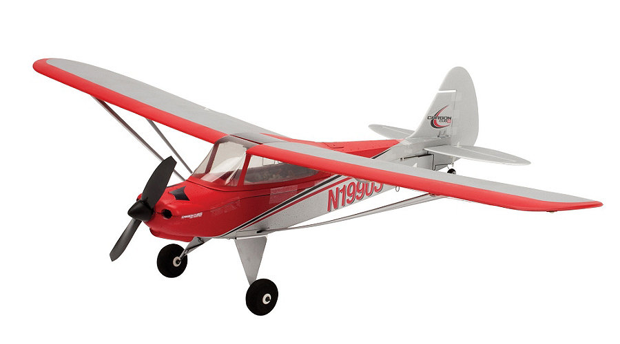 E-flite UMX Carbon Cub SS BNF with AS3X Technology - SN Hobbies