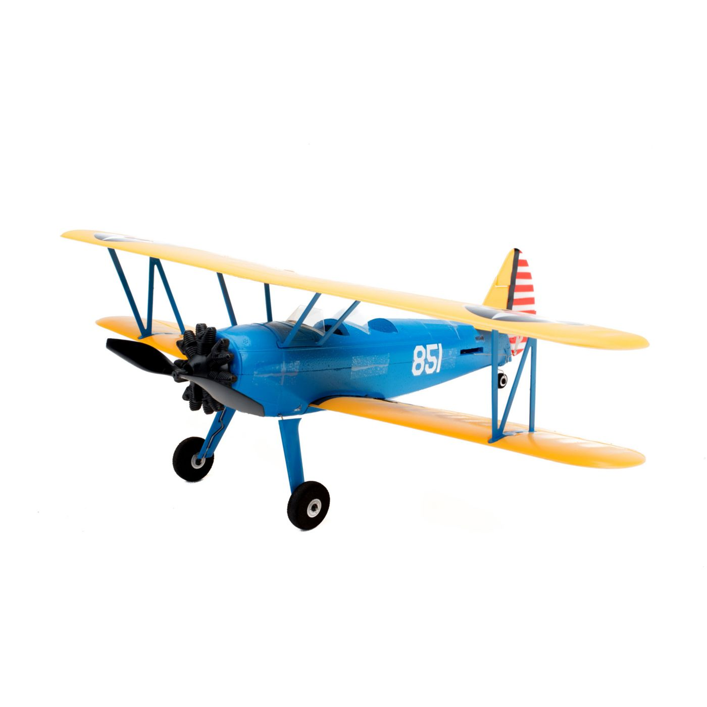 E-flite UMX™ PT-17 BNF with AS3X® Technology - SNHE