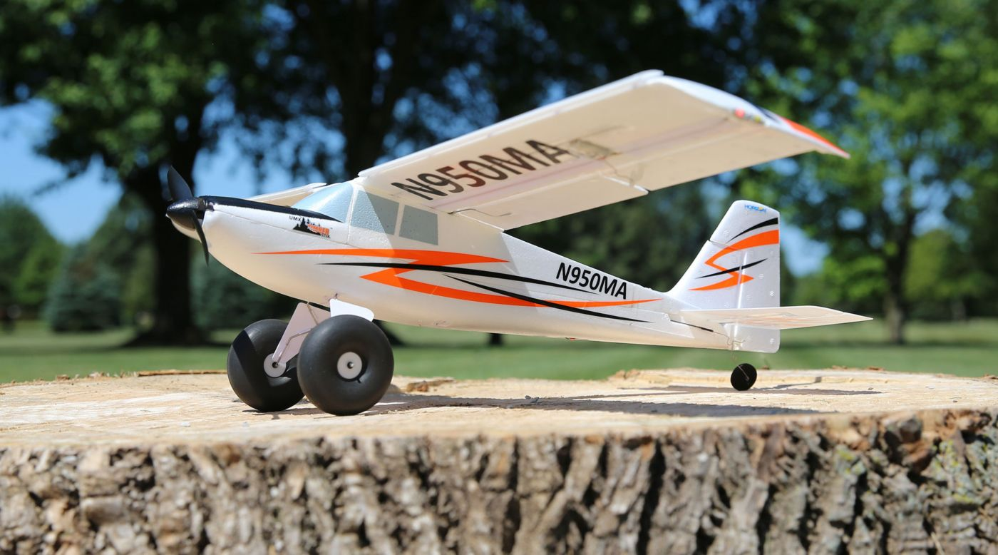 E-flite UMX Timber BNF Basic - SNHE