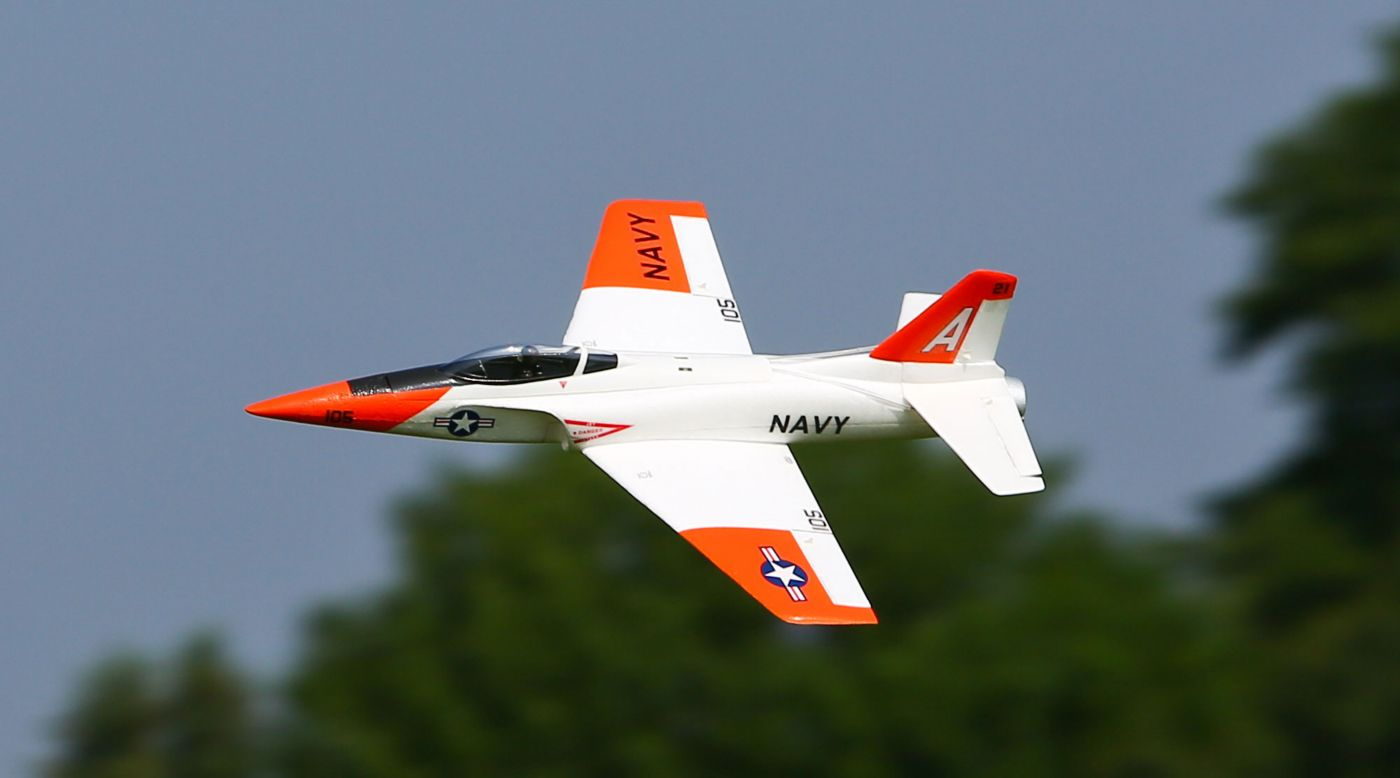 E-flite UMX™ Habu S 180 DF BNF with SAFE® Technology - SNHE