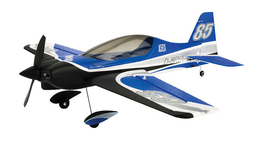 E-flite UMX Sbach 342 3D BNF Basic with AS3X Technology - SN Hobbies