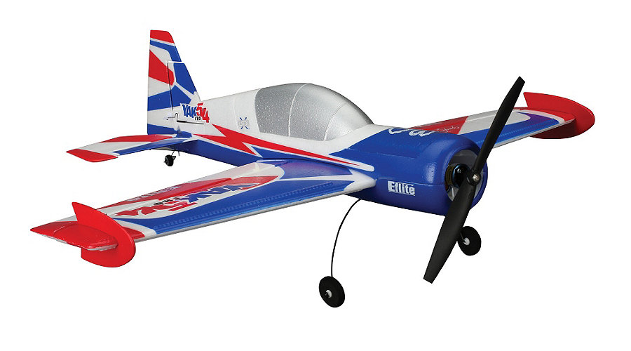 E-flite UMX Yak 54 180 BNF with AS3X Technology - SN Hobbies
