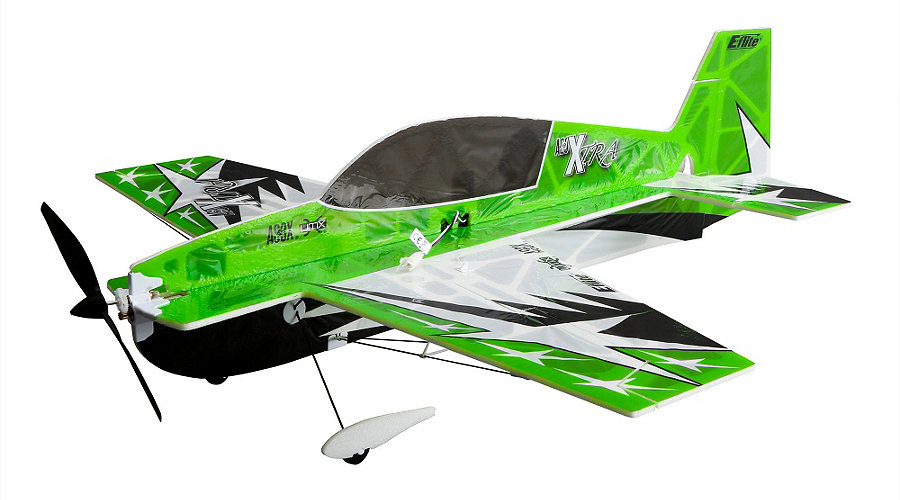 E-flite UMX AS3Xtra BNF Basic - SN Hobbies