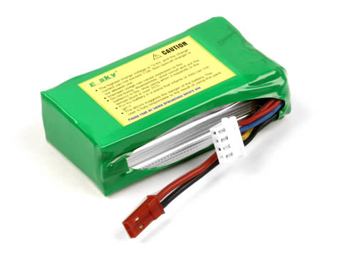NEW EK1-0180 ESKY 11.1V 1000MAH LI-POLY BATTERY 10C! - SN Hobbies