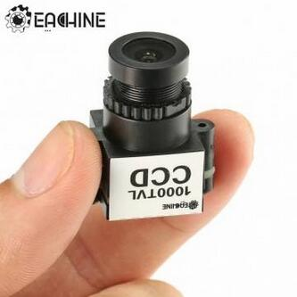 Eachine 1000TVL 1/3 CCD 110 Degree 2.8mm Lens Mini FPV Camera - SNHE