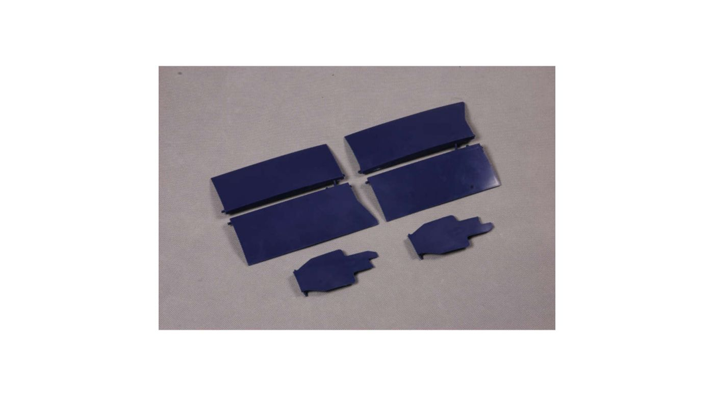 FMS Fr Hatch Cover Blue F4U 1700mm - SNHE