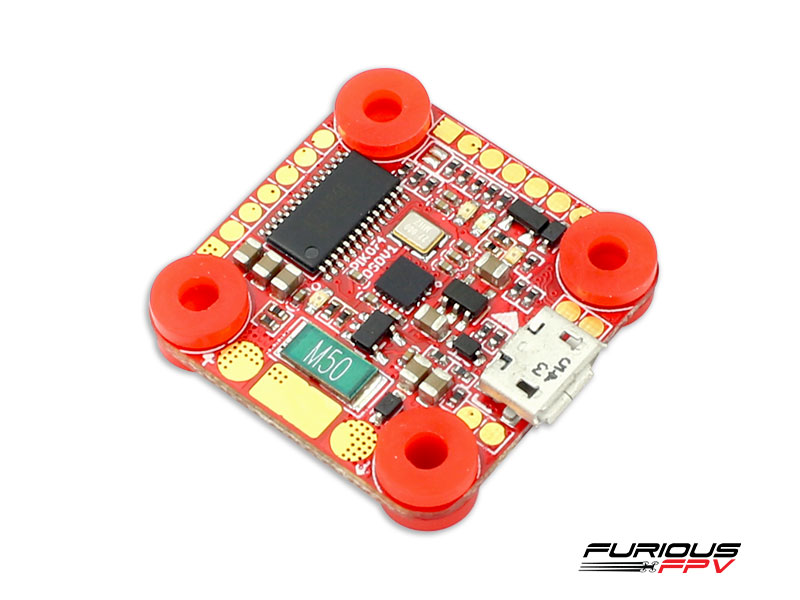 FURIOUSFPV PIKO F4 OSD FLIGHT CONTROLLER - <font color=&quot;red&quot;><b>PREORDER</b></font> - SNHE