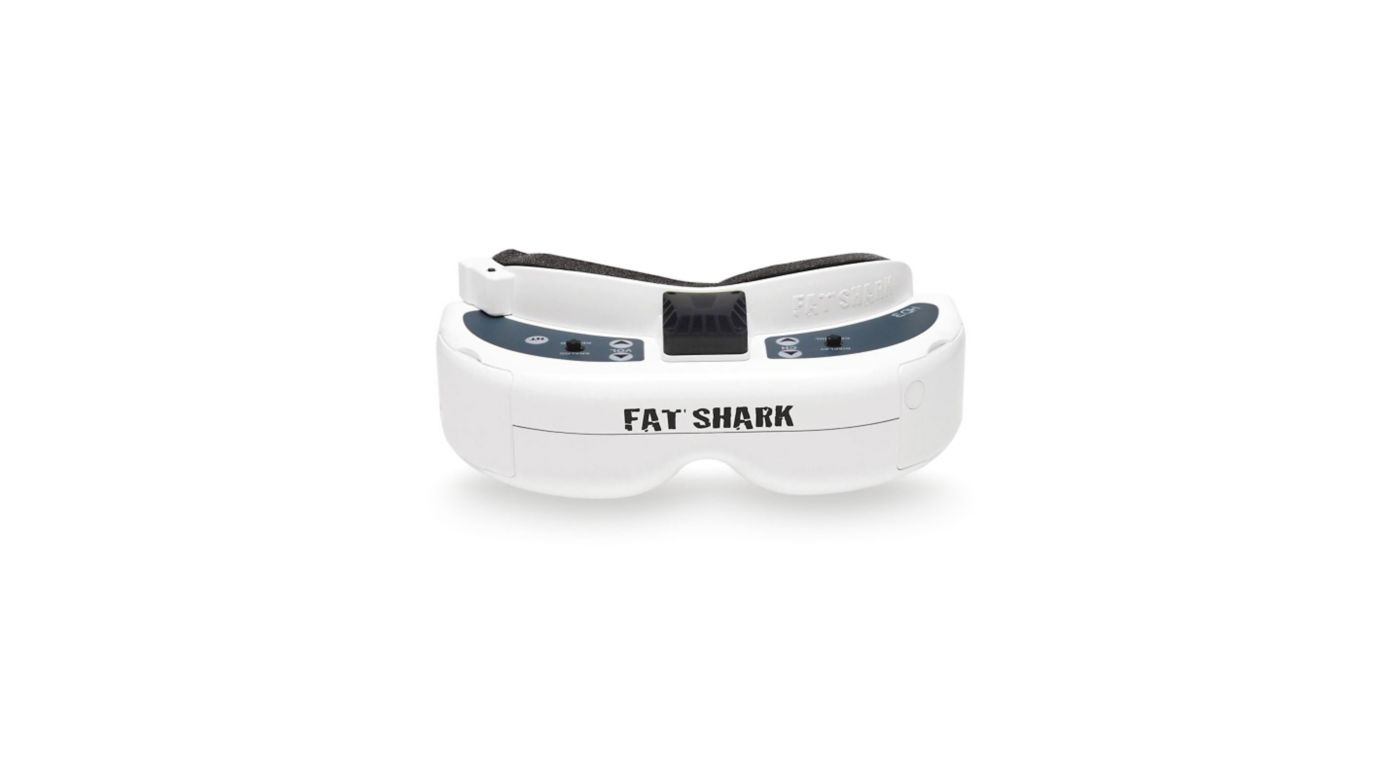 Fat Shark Dominator HD3 Headset - SNHE