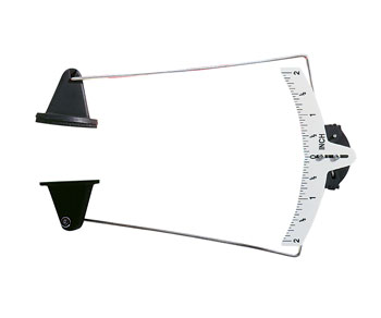 Great Planes AccuThrow Deflection Meter - SN Hobbies