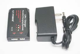GT POWER 2-3 CELL LIPO CHARGER - SNHE