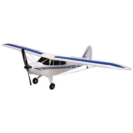 Hobbyzone Super Cub LP BNF R/C Airplane - SN Hobbies