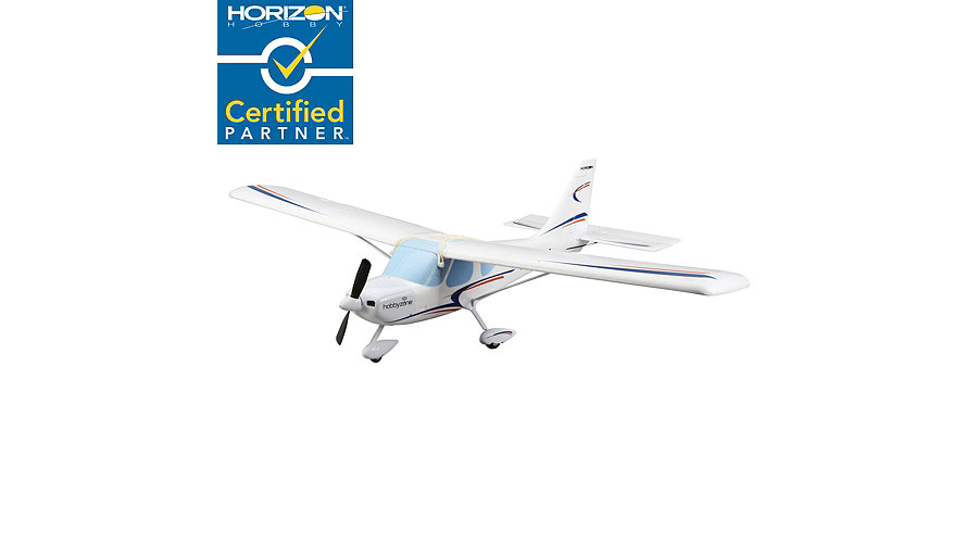 HobbyZone Glasair Sportsman RTF - SN Hobbies