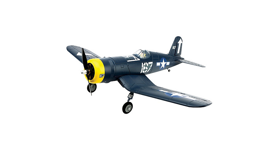 HobbyZone F4U Corsair S RTF with SAFE™ Technology - SNHE