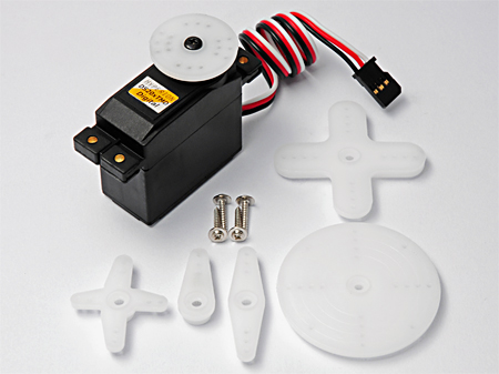 HYPERION ATLAS DS20X TMD CORELESS DIGITAL SERVO - SN Hobbies