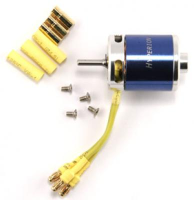 HYPERION H2220-06 BRUSHLESS MOTOR FOR TREX 450 HELI - SN Hobbies