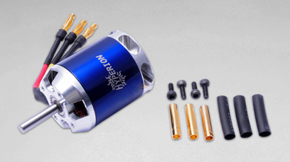 HYPERION HS3026 0880 KV HIGH RPM OUTRUNNER MOTOR - SN Hobbies