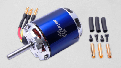 HYPERION HS4035 0630 KV HIGH RPM OUTRUNNER MOTOR - SN Hobbies