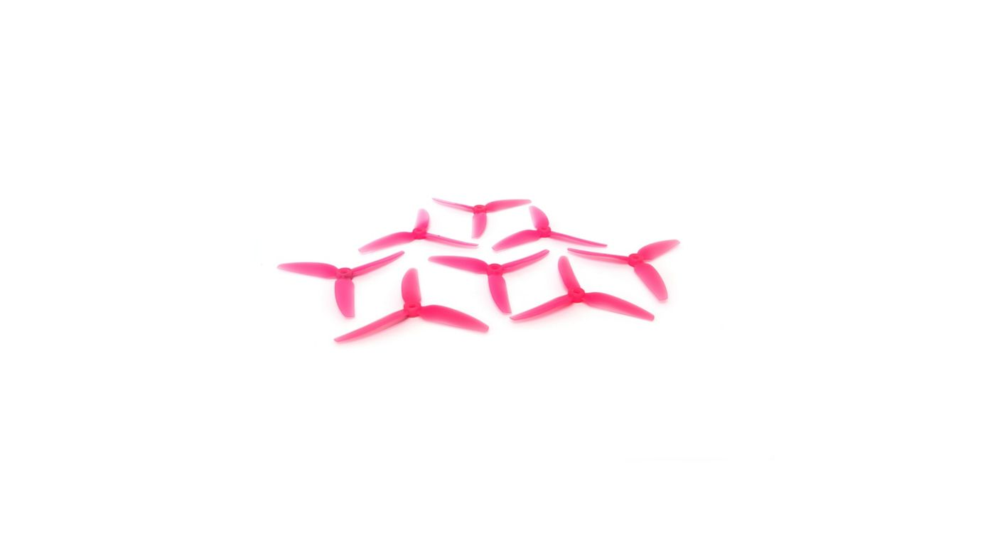 HQ Durable PC Prop <b>5X4X3V1S:</b> <font color=&quot;pink&quot;><b>Pink</b></font> (4CW+4CCW) - SNHE