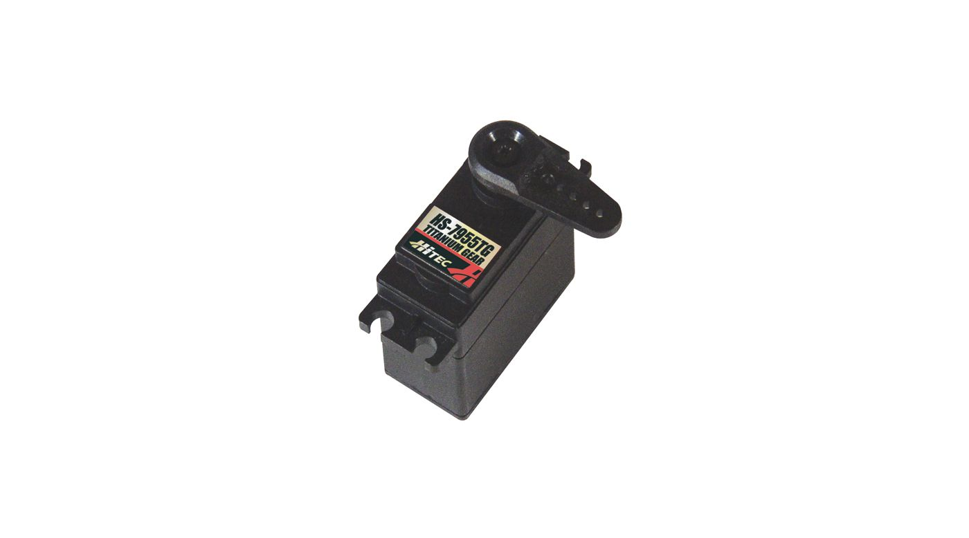 Hitec High Resolution High Torque HS-7955TG: Universal - SNHE