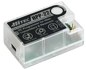 Hitec HPP-22 PC Interface - SNHE