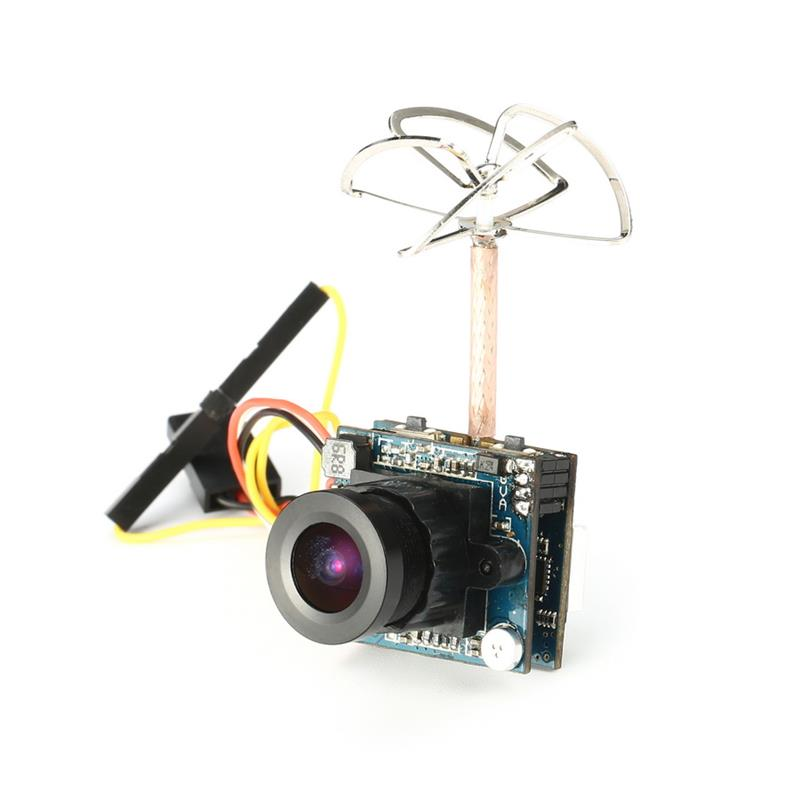 Eachine MC02 AIO 5.8G 40CH 900TVL 25MW/200MW Switchable VTX 1/3 Cmos FPV Camera - SNHE