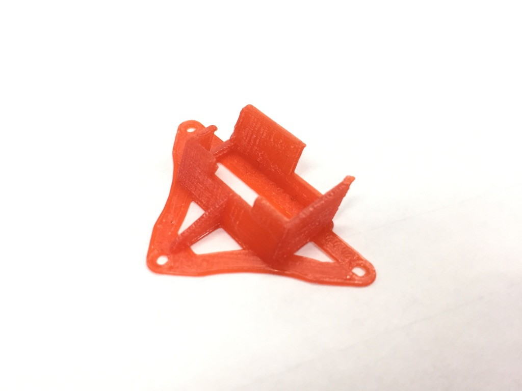 RL Tiny Whoop Camera Mount 3D Printed - TQ163/TX01/TX02 Cameras - SNHE