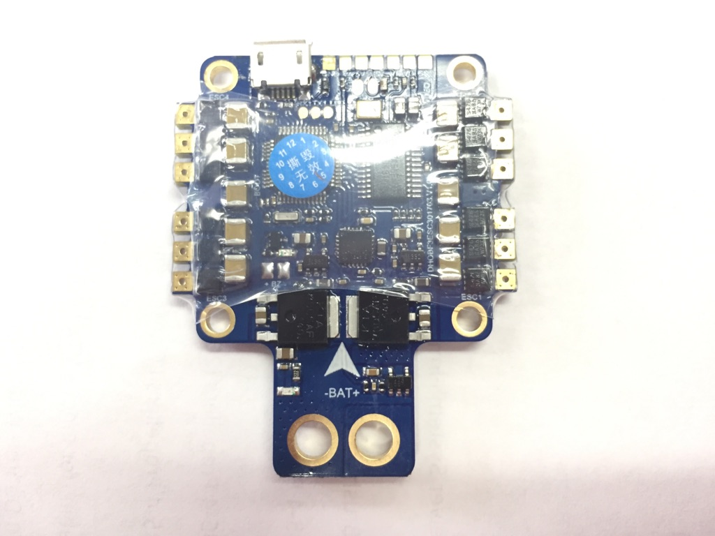 Sunrise Cicada All-in-One 30A ESC & <b>F3</b> Flight Controller w/ BEC+OSD - SNHE
