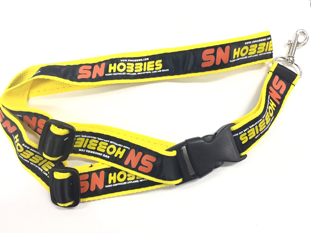 SN Hobbies Neck Strap - SNHE