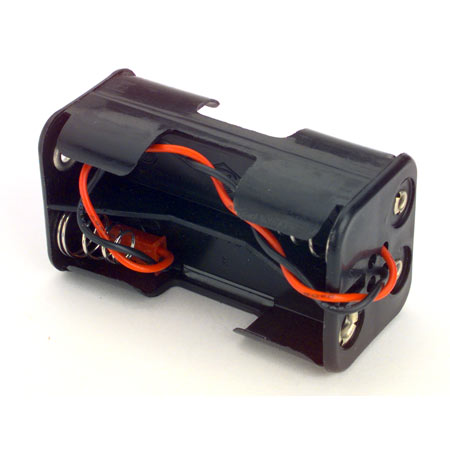 Battery Case w/BEC Connector - SNHE