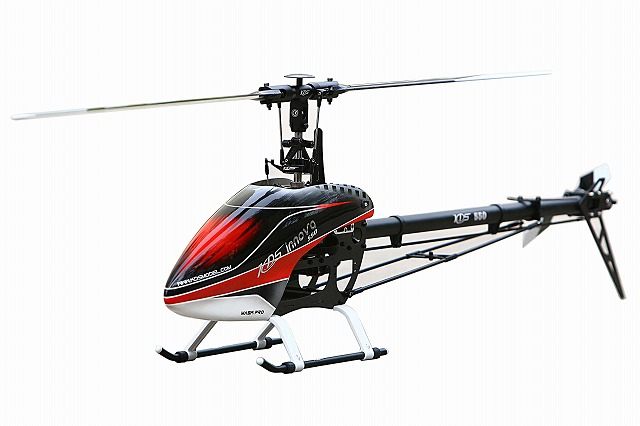 Sn Hobbies Kds Innova 550e W Flybar Helicopter Super Combo