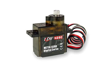 KDS N290 Metal Gear Digital Servo - SNHE