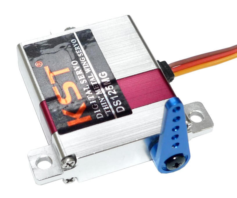 KST DS125MG Wing Servo - SNHE