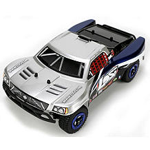 LOSI 1/24 Micro Brushless SCT RTR Silver - SNHE