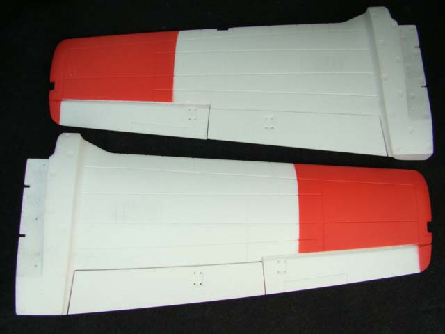 FMS T-28 Main Wing Set - SNHE