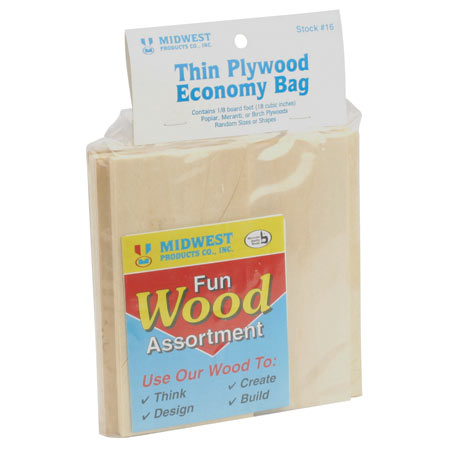 Plywood Bag - SNHE