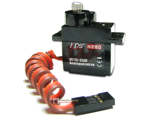 KDS N280 Metal Gear Analogue Servo - SNHE