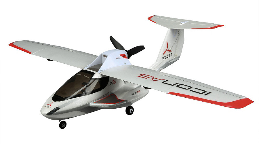 ParkZone Ultra Micro ICON A5 BNF with AS3X Technology - SN Hobbies