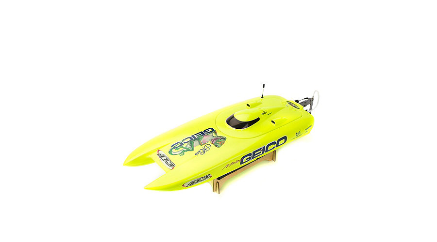 Pro Boat Miss GEICO 29 BL Catamaran 2.4 RTR V2 - SNHE