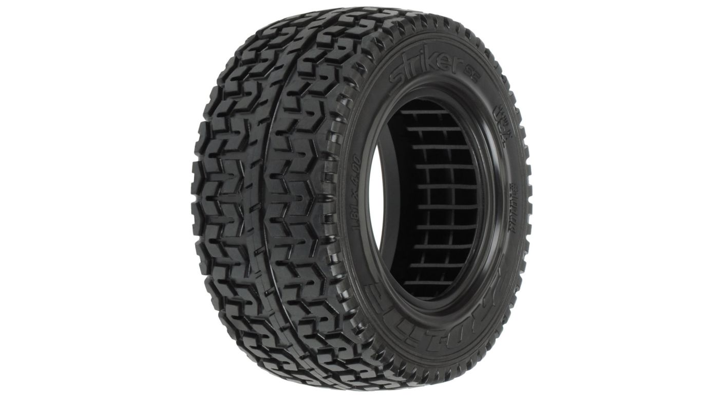 Proline Racing Striker SC 2.2/3.0 Rally Short Course Tire - SNHE