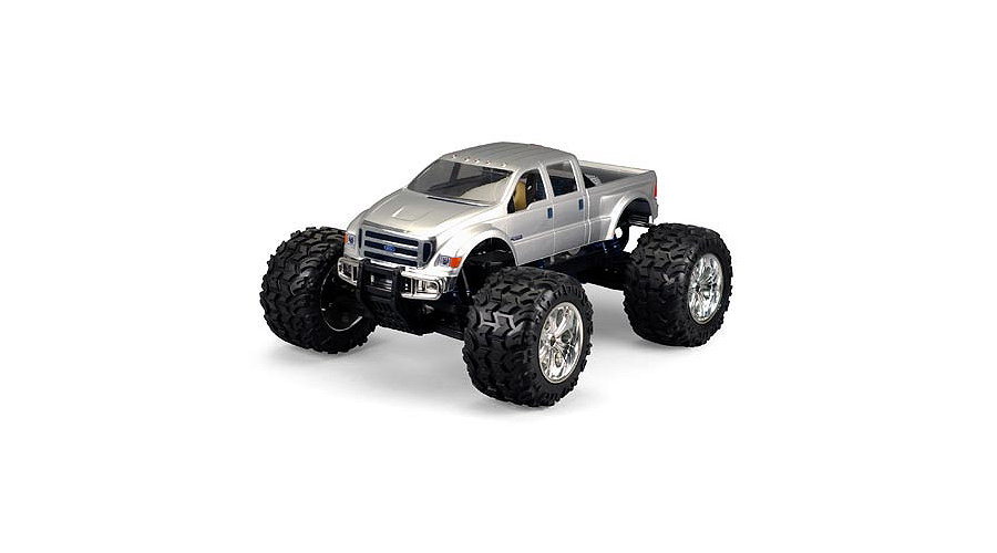 Proline Racing Ford F650 Clear Body: MGT, LST, TNX - SNHE