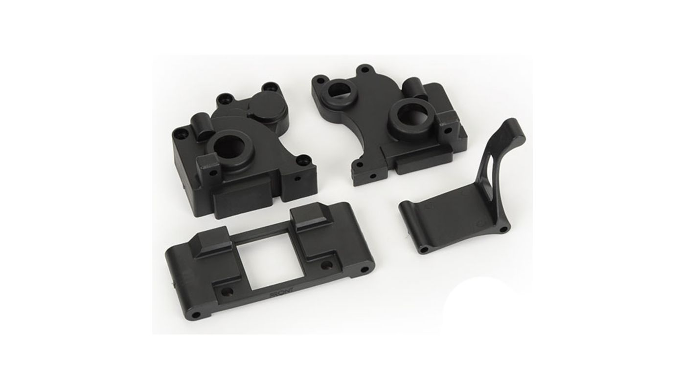 Proline Racing Plastic Replacement Parts: Performance Transmission - SNHE
