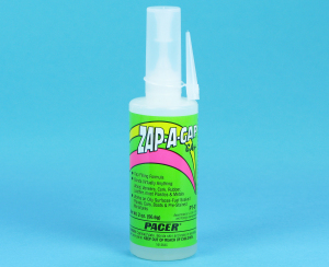 ZAP MEDIUM CA - GREEN - 2 OZ. - SN Hobbies