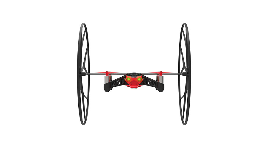 Parrot Rolling Spider, Red - SNHE