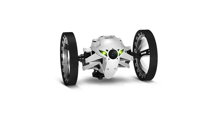 Parrot Parrot Jumping Sumo, White - SNHE